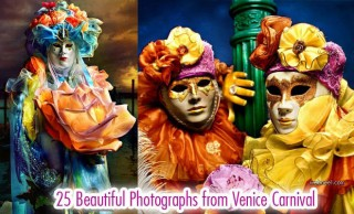 25 Beautiful Photos from Italy Venice Carnival by Suchet - Cosplay Photography Inspiration