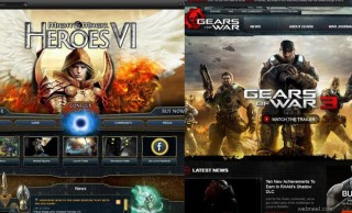 35 Stunning Game Website Design examples - See Design possibilities