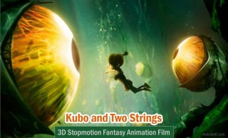 Kubo and the Two Strings - 3D Stopmotion Fantasy Animation Film