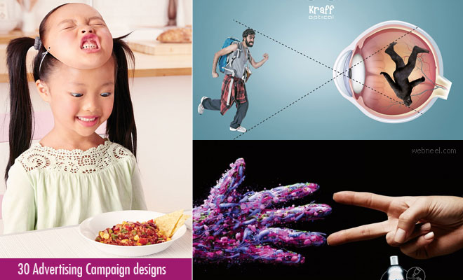 30 Best Advertising Campaign designs from around the world