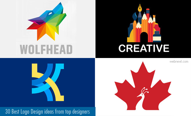 30 Best Logo Design ideas from top designers around the world - 2018