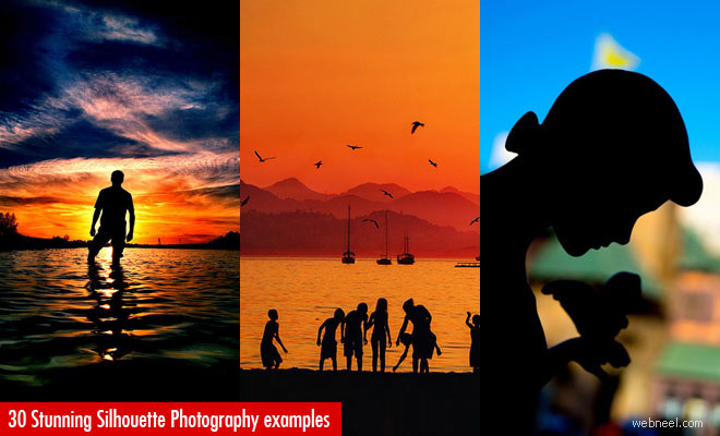30 Stunning Silhouette Photography examples for your inspiration
