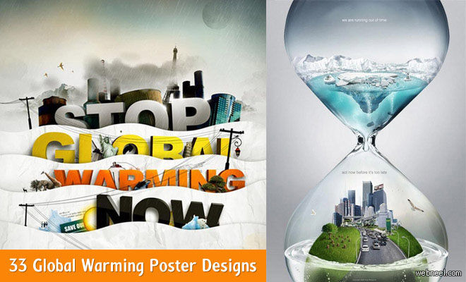 20 Best Global Warming Advertising design ideas for your inspiration