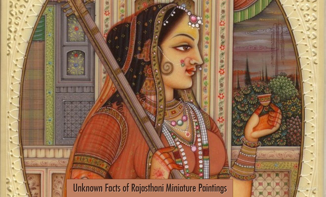Unknown Facts of Rajasthani Miniature Paintings - Beautiful Artworks