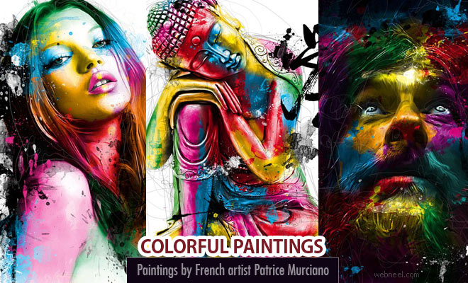 Colorful Paintings