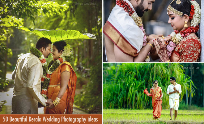 10 Top Kerala Wedding Photographers with best wedding photographs - Part 2