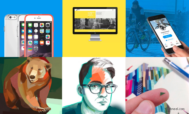 10 Best Web Design Examples of Artist Pages/Websites Created With Website Builders