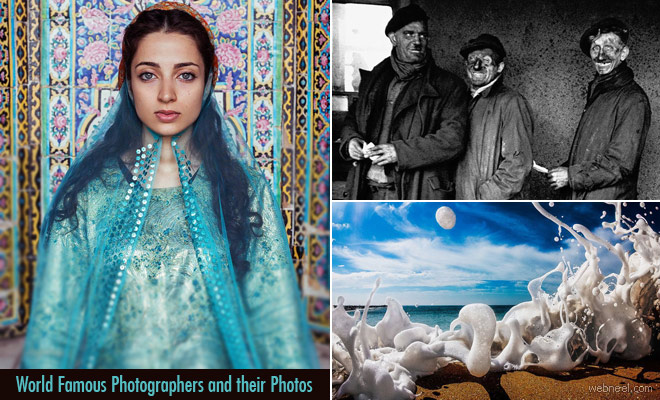 Top 25 Famous Photographers and their world famous photographs