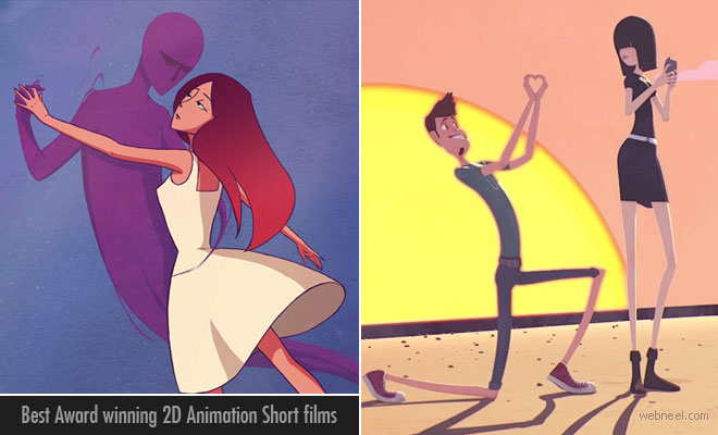 2D Animation Short films