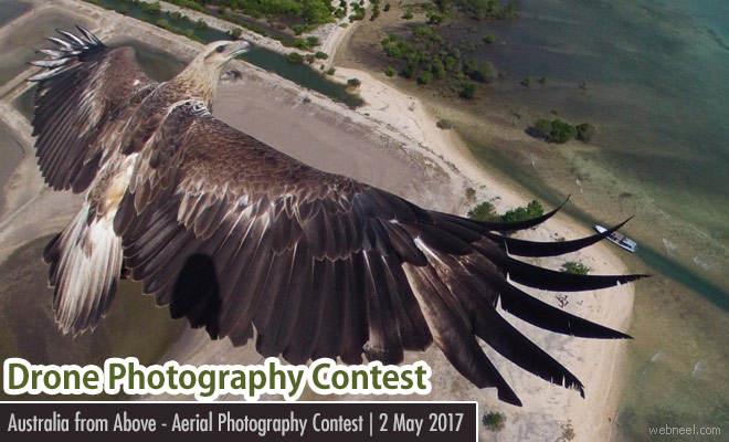 Australia from Above -  Aerial Photography Contest - 2 May 2107