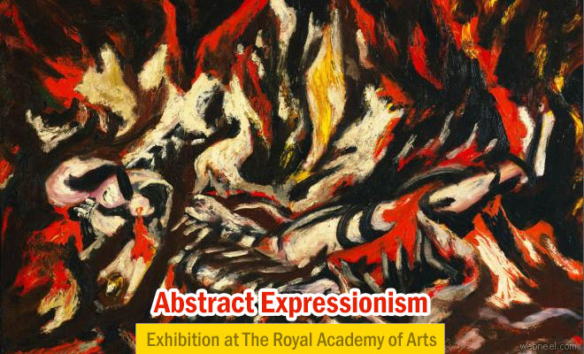 abstract expressionism art exhibition at the royal academy of arts till jan 2 2016