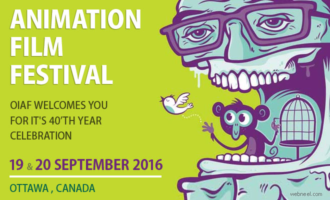Animation Film Festival OIAF welcomes you for it's 40th year celebration