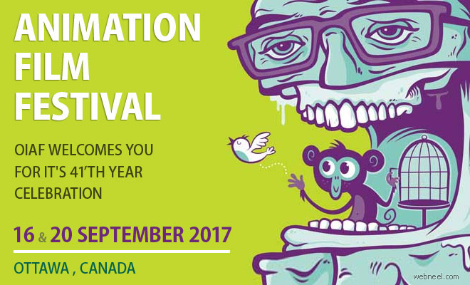 Dazzling Ottawa International Animation Festival - 20 Sep 2017