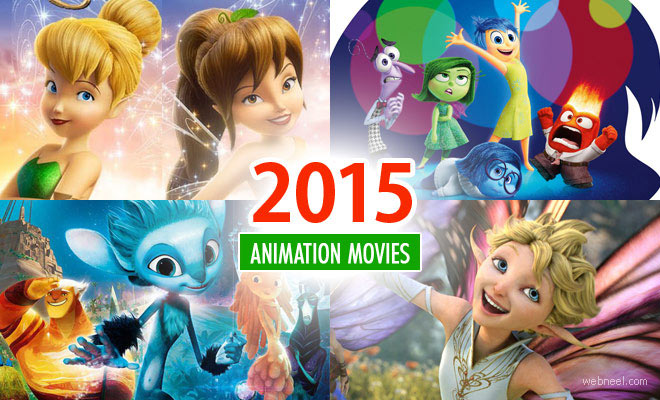 2015 Animation Movies List