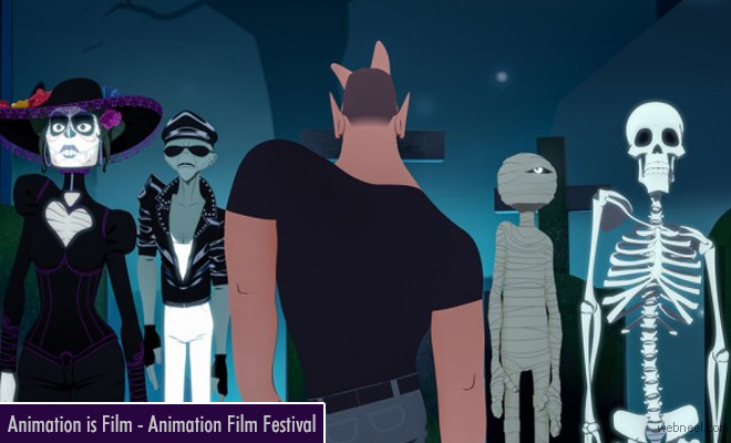 2017 Animation is Film - 1st edition in Hollywood Between Oct 21 - 22
