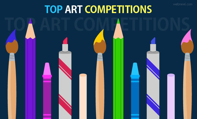 Top Art Competitions from around the world - Latest Art Festivals and Contests