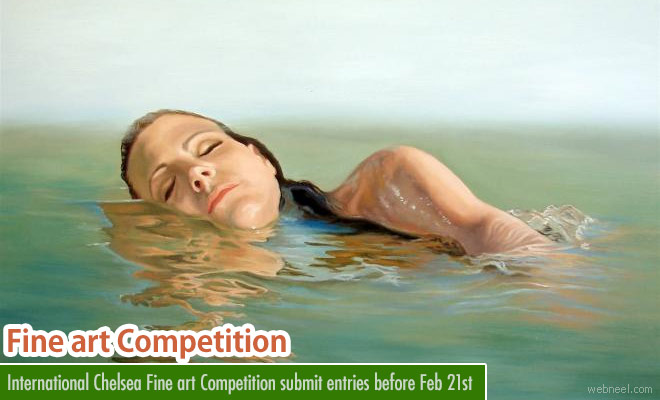 32 Chelsea International Fine Art Competition 21 Feb 2017