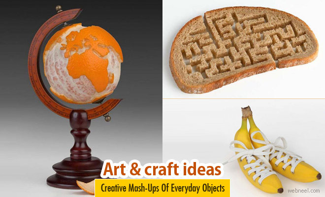 25 Creative Mash Ups Of Everyday Objects By Martin Roller Art And