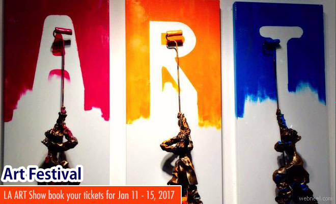 The LA Art Show 2017 commences on Jan 11 - Jan 15 2017 book your tickets now