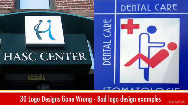 30 Logo Designs Gone Wrong - Bad Logo Design examples for your inspiration