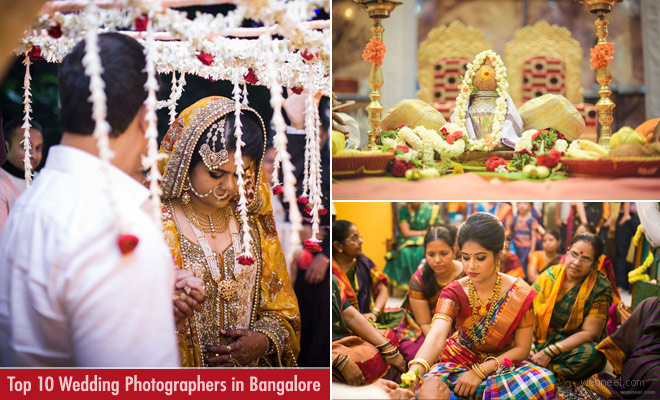Wedding Photographers in Bangalore