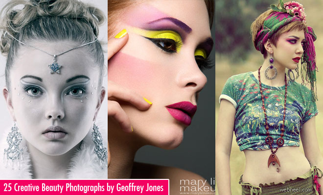 25 Creative Beauty Photography examples by Geoffrey Jones