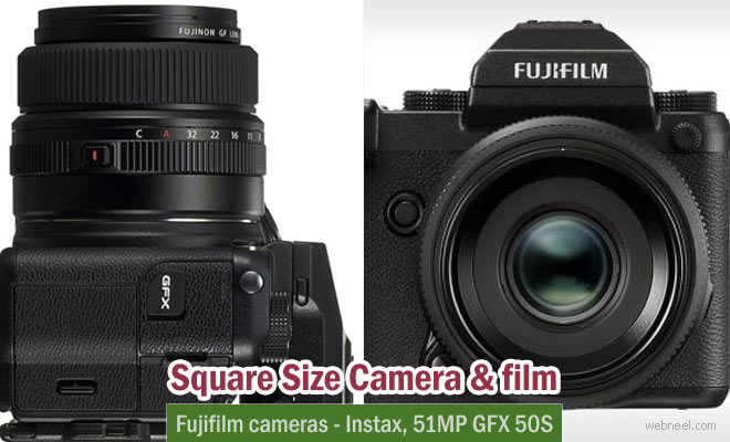Fujifilm plans to release square format Instax camera and film - Digital Camera Review