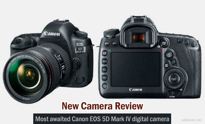 Review on the most awaited Canon EOS 5D Mark IV - Digital Camera Reviews