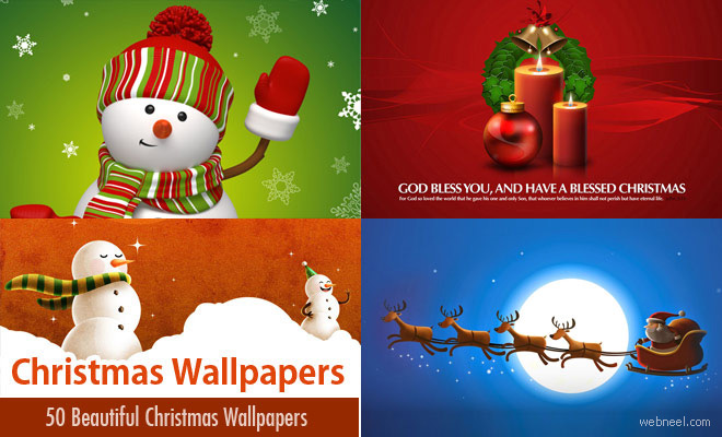 30 Beautiful Christmas and Winter Wallpapers for your desktop