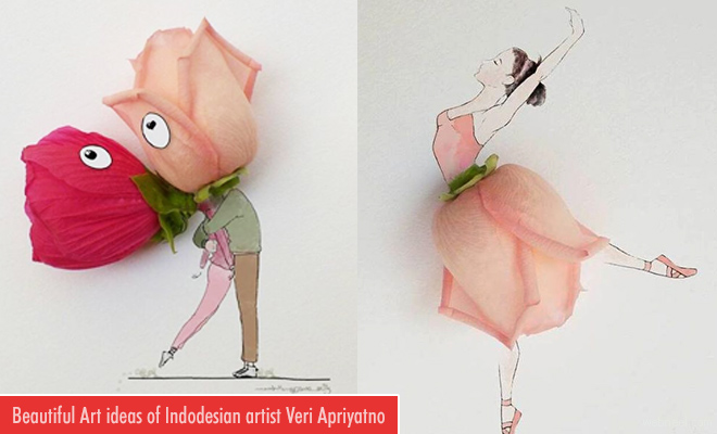 Creative Art And Drawing Ideas Of Indonesian Artist Veri Apriyatno