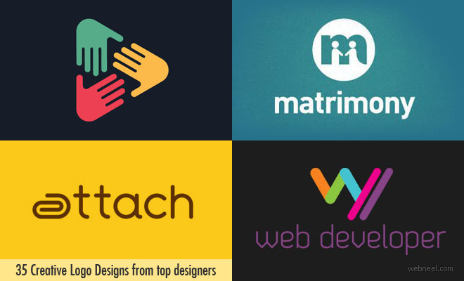 30 Creative Logo Design ideas and inspiration from top logo designers