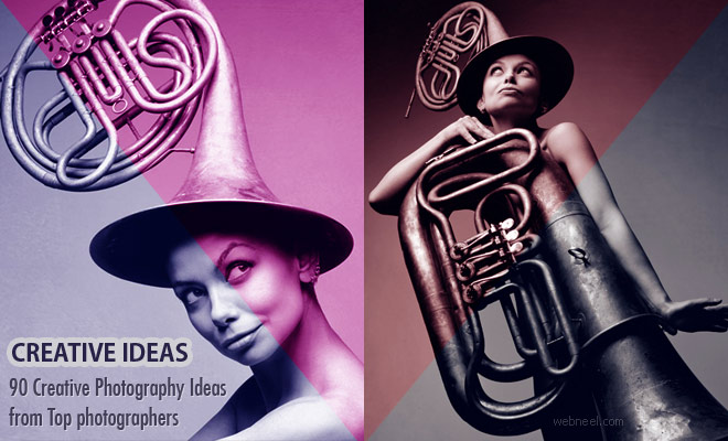 90 Creative Photography Ideas from top photographers around the world