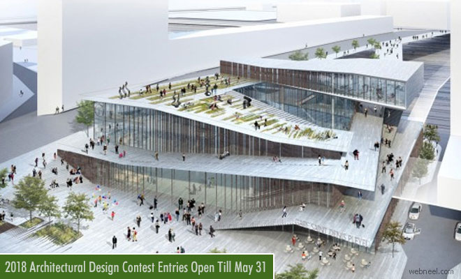 Etonnant Regenesis Architectural Design Competition   Entries Till 31 May 2018