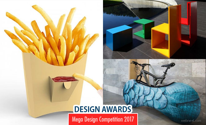 Award winning Creative Product designs from Design Contest 2017