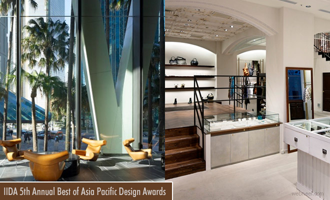 Interior Design Competition - For Asia Pacific region by IIDA 7 Sep 2017