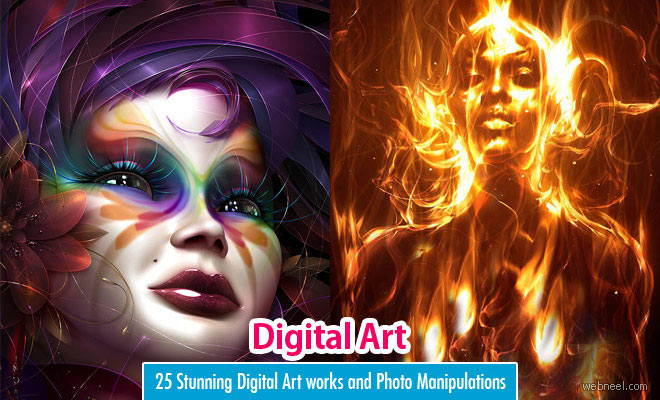 25 Stunning Digital Art works and Photo Manipulations by Monstro Studio