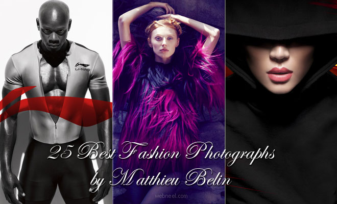 25 Award Winning Fashion and Advertising Photography examples by Matthieu Belin