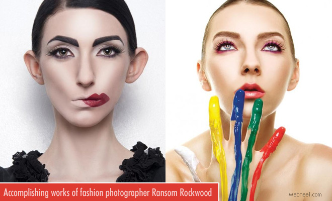 Accomplishing Fashion Photography works of famous photographer Ransom Rockwood