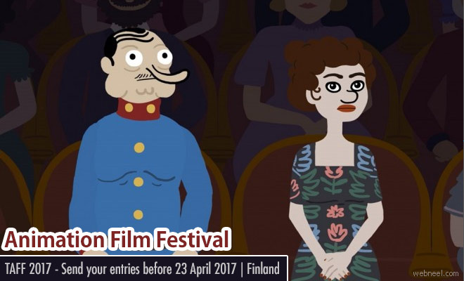 2nd TAFF 2017 Animation Festival - Finland 23 Aug 2017