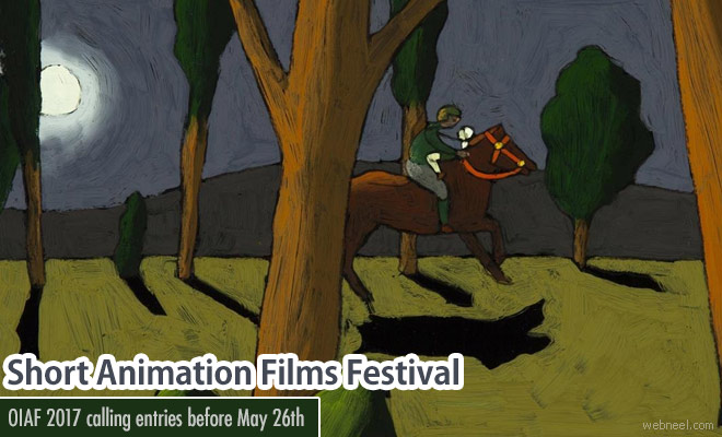 Ottawa International Animation Festival 2017 calling for entries before May 26