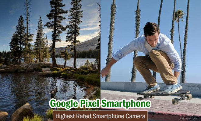 Google Pixel: Highest Rated Smartphone Camera