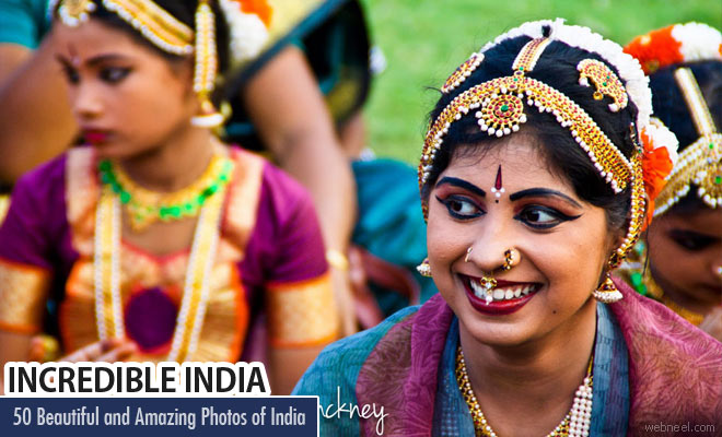 Incredible India - 50 Beautiful and Amazing Photos of India