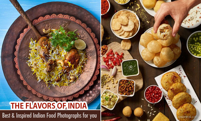The Flavors of India - 20 Best Indian Food Photography examples