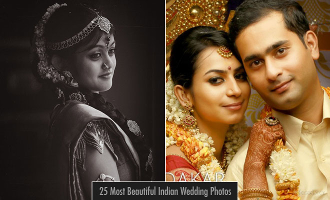 25 Most Beautiful Indian Wedding Photography examples - part 2