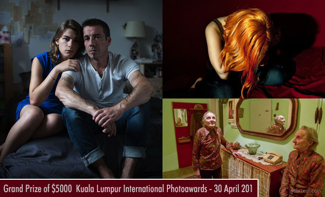 Kuala Lumpur International Photography contest 5000$- 30 April 2018
