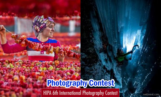 HIPA announces it's 6th International Photography Contest