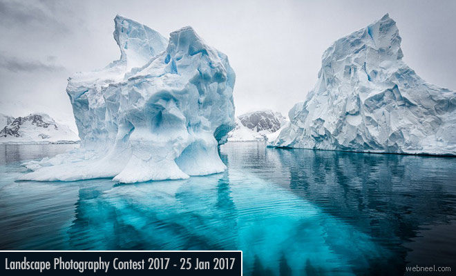 International Landscape Photography Contest 2017 - 25 Jan 2017