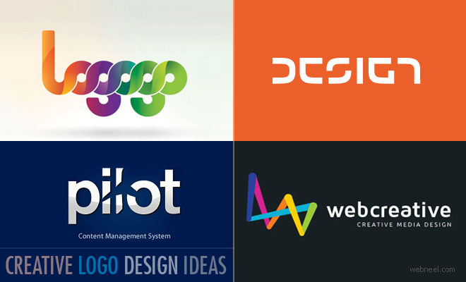 30 Creative Logo Design Ideas from Top logo designers - 2018