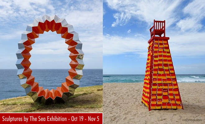 21st Annual Sculpture by The Sea Exhibition at Sydney till Nov 5