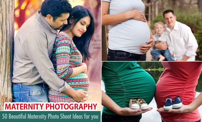 50 Beautiful Maternity Photography Ideas from top Photographers - Part 2